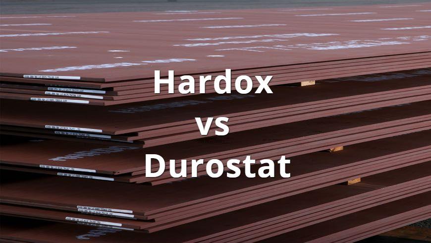 Хардокс или Дюростат?